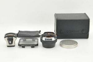 EXC-Contax-G-Hologon-16mm-f-8-for-G1-G2-w-Finder-Filter-from-Japan-3491