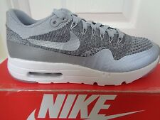 Nike Air Max 1 Ultra Flyknit trainers sneakers 843384 001 uk 6 eu 39 us 6.5 NEW