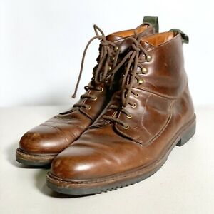 COLE HAAN COUNTRY Brown Leather Chukka
