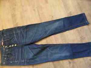 attillati gr Fornarina a eleganti abbottonatura M Bottoni vista Jeans Fk1216 26 pPwSPHxq7