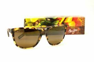 0d91e7721a5b Image is loading Maui-Jim-HOWZIT-H734-10L-Tokyo-Tortoise-Sunglasses-