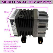 Medo Usa 110v Ac Ac0110 A1053 D5 0511 Linear Piston Driven Air Compressor Pump