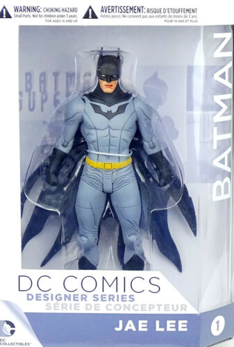 "DC COMICS DESIGNER SERIES BATMAN by JAE LEE 5/"" INCH// ca.16 cm DC COLLECTIBLES"