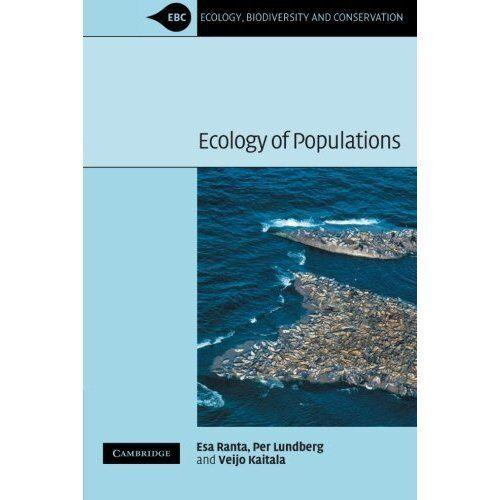 1 of 1 - Ecology Populations Ecology Biodiversity Conservation 9780521670333 Cond=LN:NSD