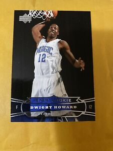 DWIGHT-HOWARD-2004-05-Upper-Deck-STAR-ROOKIE-SP-RC-224-Lakers