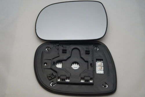 LEXUS RX  2003-2008 CLIP ON WING MIRROR GLASS HEATED LEFT HAND SIDE