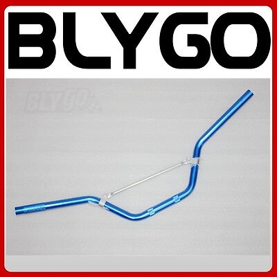 BLUE Alloy Handle Bar 70cc 110cc 125cc 140cc 150cc PIT PRO Trail Quad Dirt Bike