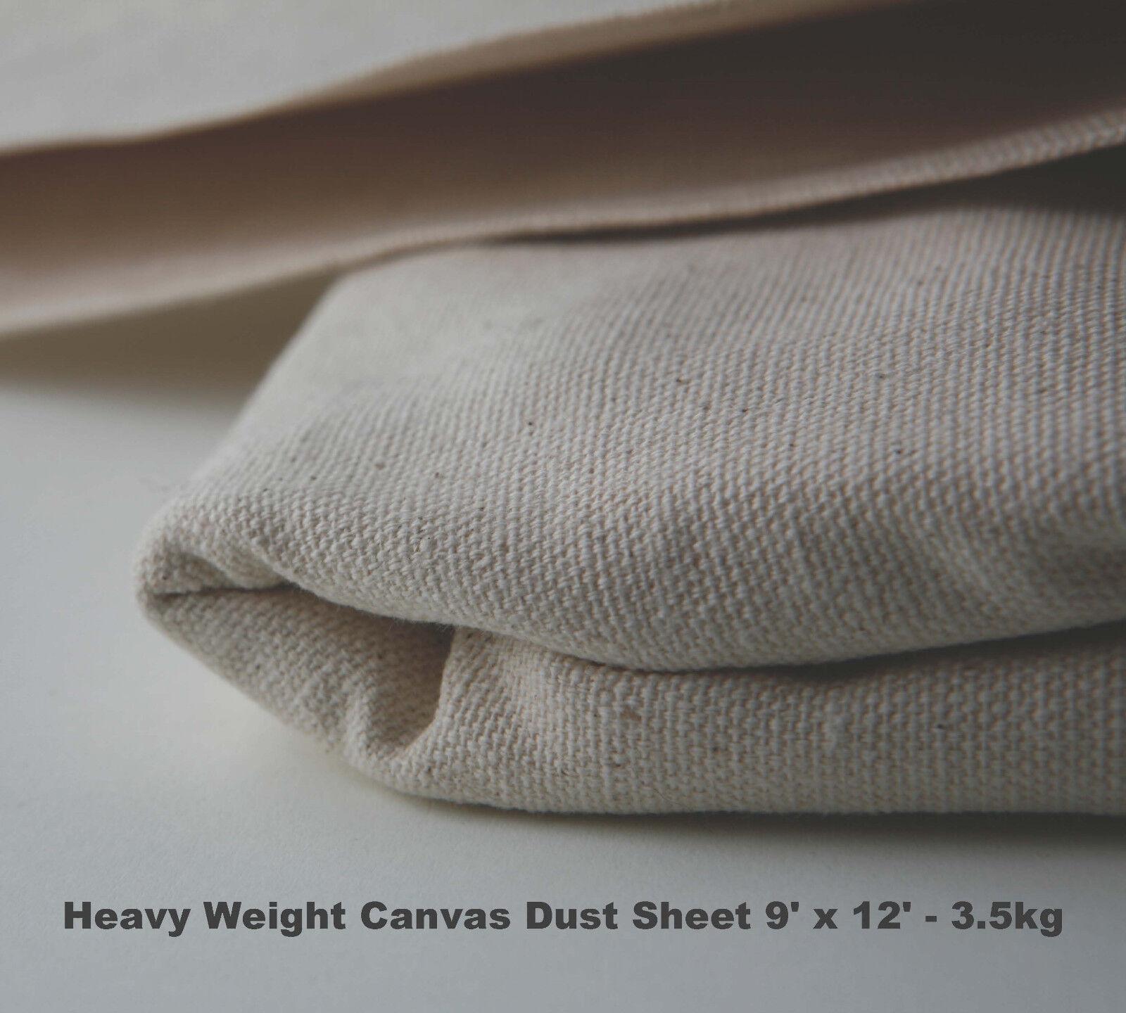 Heavy Duty Professionelle Qualität 2,4 kg, 3,5 kg & Laminiert Staubschutz Cover