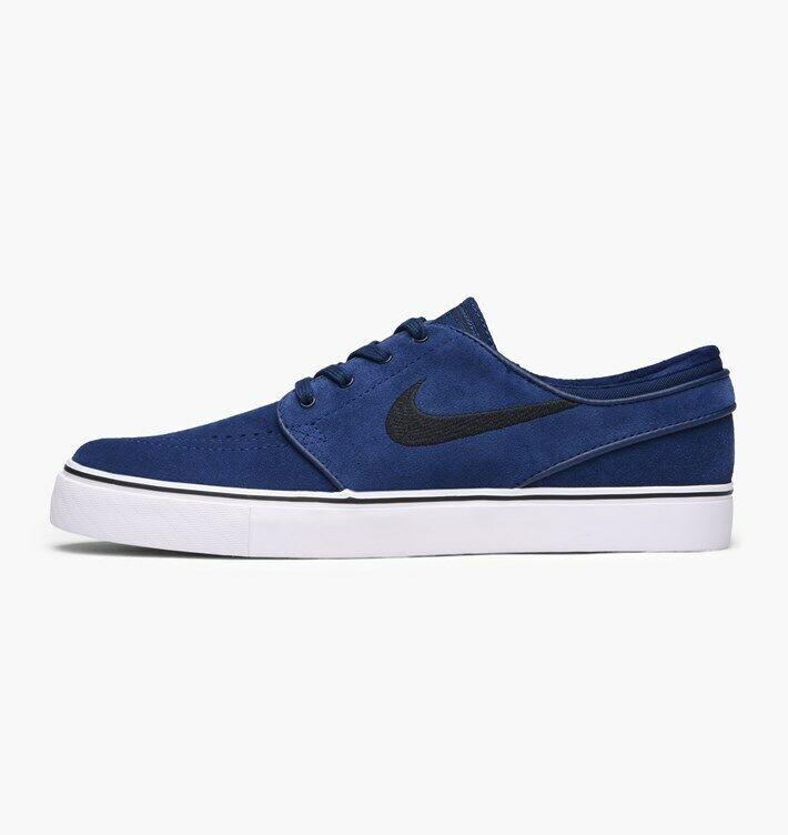 Nike SB Zoom Stefan Janoski Binary bluee Black White 333824-409 Men's Size 7.5
