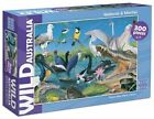 Blue Opal - Wild Australia Wetlands and Marshes Puzzle 300pc