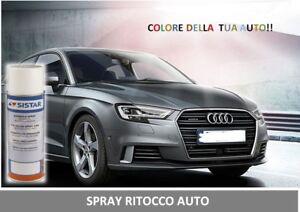 Bomboletta-Spray-RITOCCO-AUTO-amp-MOTO-VERNICE-400-ml-FIAT-651-GRIGIO-STROMBOLI