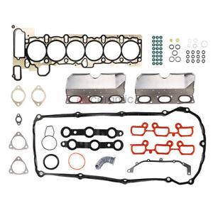 Valve Cover Gasket Set w// Bolt Seals for 01-06 BMW 325i//330i//525i E39//E46//E53