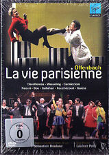 DVD: OFFENBACH La vie Parisienne 2007 Lyon Opera Laurent Naouri Laurent Pelly