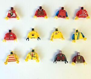 Lego Oberkörper Torso mit Armen  973 viele Farben große Auswahl gebraucht B 5