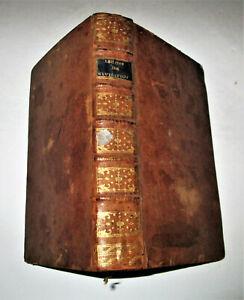 Humoristique Leçons De Navigation Par Dulague - 1801