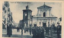 SA3536 - TORRE DEL GRECO NAPOLI - PIAZZA SANTA CROCE NON VIAGGIATA