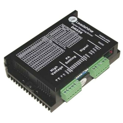 DM556 2-Phase Stepper Drive work 36-60V DC for Associated products NEMA23 motor