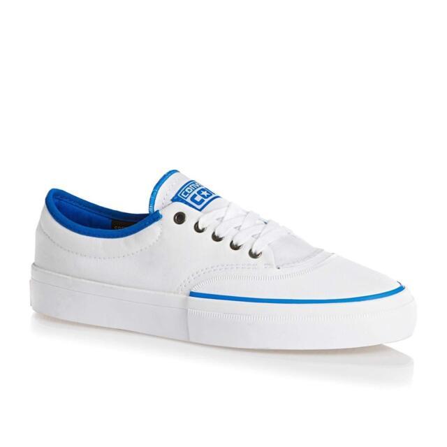 d06477e6888d Converse Crimson Ox White soar Skateboard Shoes 155422c Mens 11 ...
