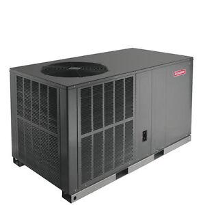 4-Ton-Goodman-14-SEER-R-410A-Heat-Pump-Packaged-Unit-GPH14-Series