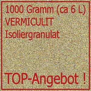 TOP-Angebot-1000-GRAMM-Isoliergranulat-Vermiculit-zum-Perlen-abkuehlen