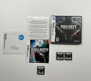 Nintendo-DS-Call-Of-Duty-Black-Ops-World-At-War-amp-Modern-Warfare-Lot