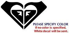 "Roxy Game Gamer TV Movie Funny Vinyl Sticker Decal Car Window Wall Die Cut 7"""