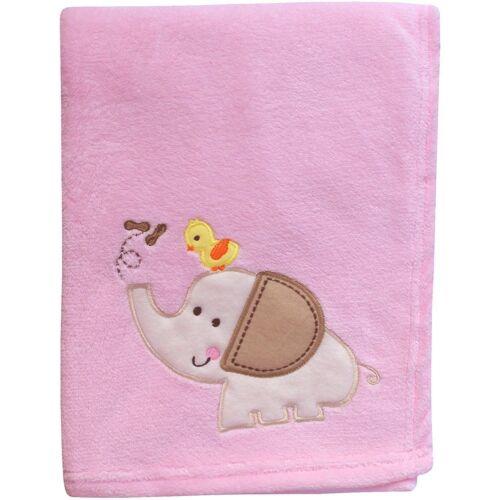 Month Soft Luxury Newborn Baby Blanket Pram Crib Moses Basket Boy Girl Unisex 0