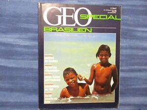 GEO-Special-BRASILIEN-Heft-1-vom-10-02-1988