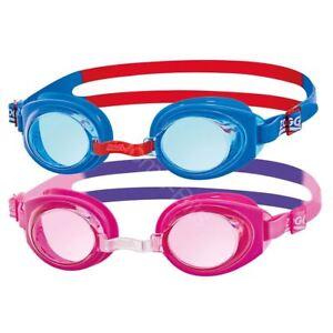 Zoggs-Ripper-Junior-Swimming-Goggles-Kids-Childrens-UV-Protection-Age-6-14