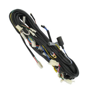 Details about Wiring Harness LML Star 125 150 4T Deluxe 125 150 Sdy on