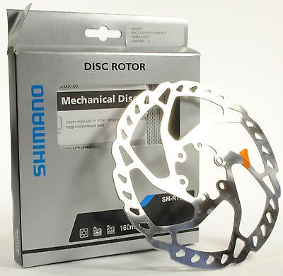 Shimano SM-RT75-S Disc Brake Rotor 160mm with 6 Torx bolts