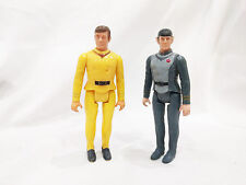 Star Trek Movie Movie Mr Spock and Decker 3.75 Action figures  1979 MEGO toys