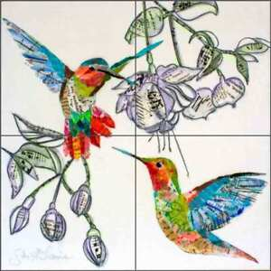 Hunningbird-Tile-Backsplash-St-Hilaire-Bird-Art-Ceramic-Mural-OB-EN1177