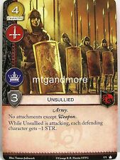 A Game of Thrones 2.0 LCG - 1x unsullied #171 - base Set-second edition