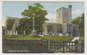 Kent postcard - Cobham Church, Kent (A731)