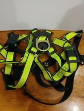 Safety Harness 1d Ring Grommets Fall Protection Full Body Ansi Osha Ul Jorestech