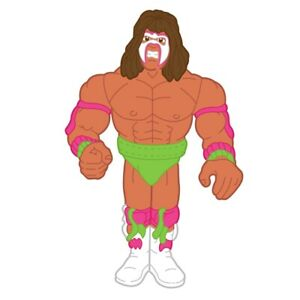 WWF-Hasbro-Series-1-Figure-Art-Ultimate-Warrior-11-034-Plastic-Cutout