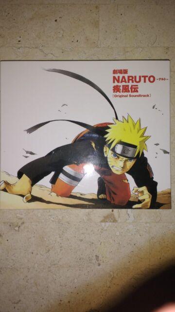 Naruto the Movie by Original Soundtrack (CD, Aug-2007, Sony Music)