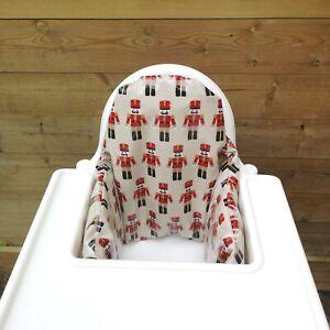 Awe Inspiring Details About Ikea Antilop High Chair Cushion Cover Highchair Cover For Klammig Cushion Rabbit Short Links Chair Design For Home Short Linksinfo