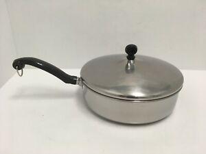 Farberware Covered Saute Frying Pan Skillet All Purpose 3