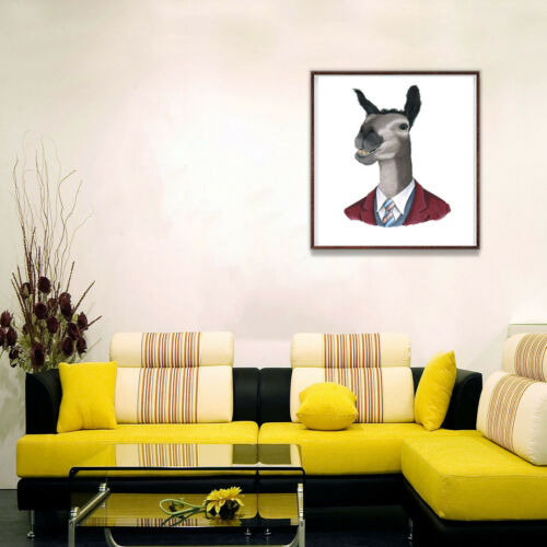 Donkey Suit Man Canvas Paints Poster Home Bedroom kitchen Wall kid/'s Room Decor