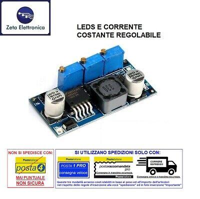 DC//DC 3 A costante tensione//corrente di alimentazione caricatore CV cc LM2596 step-down di carica