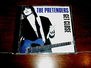 The-Pretenders-Get-Close-CD-1986-Sire-Don-039-t-Get-Me-Wrong-Japanese-Import
