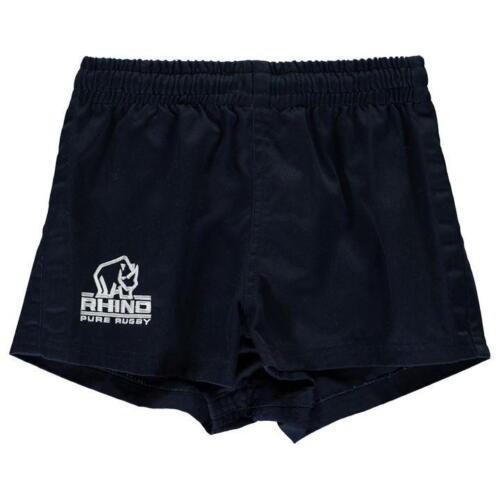 Rhino Rugby Twill Rugby Shorts Junior Boys