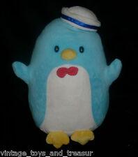 "12"" 2011 TUXEDOSAM SANRIO HELLO KITTY BLUE PENGUIN STUFFED ANIMAL PLUSH TOY DOLL"