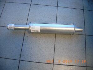 377298 Silenziatore Marmitta Centro Sonstiger Fabbricante Altro Modello Tipo