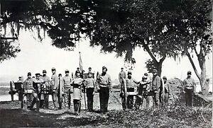 1863-Confederate-Artillery-at-Charleston-Harbor-South-Carolina-Large-Photo