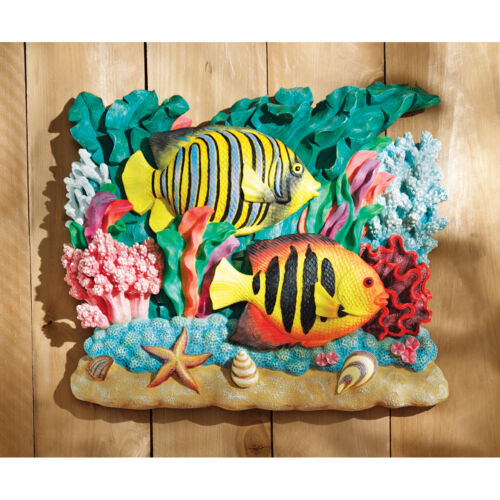 Coral Sea/'s Great Barrier Reef Wall Sculpture Aquatic Underwater Decor