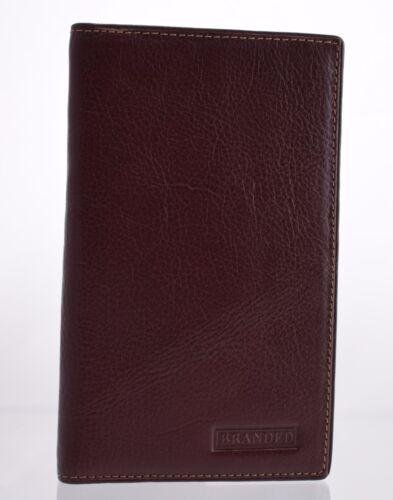 Premium Quality Leather Man/'s Jacket Coat Wallet Tall Large Size by Golunski