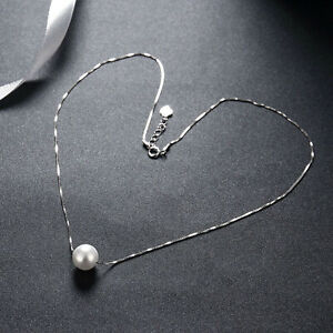 10mm-Cream-Cultured-Freshwater-Pearl-925-platted-Silver-Necklace